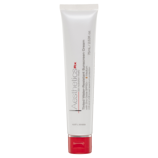 A tinted physical SPF50+ sunscreen that evens out skin tone with a sheer natural radiance